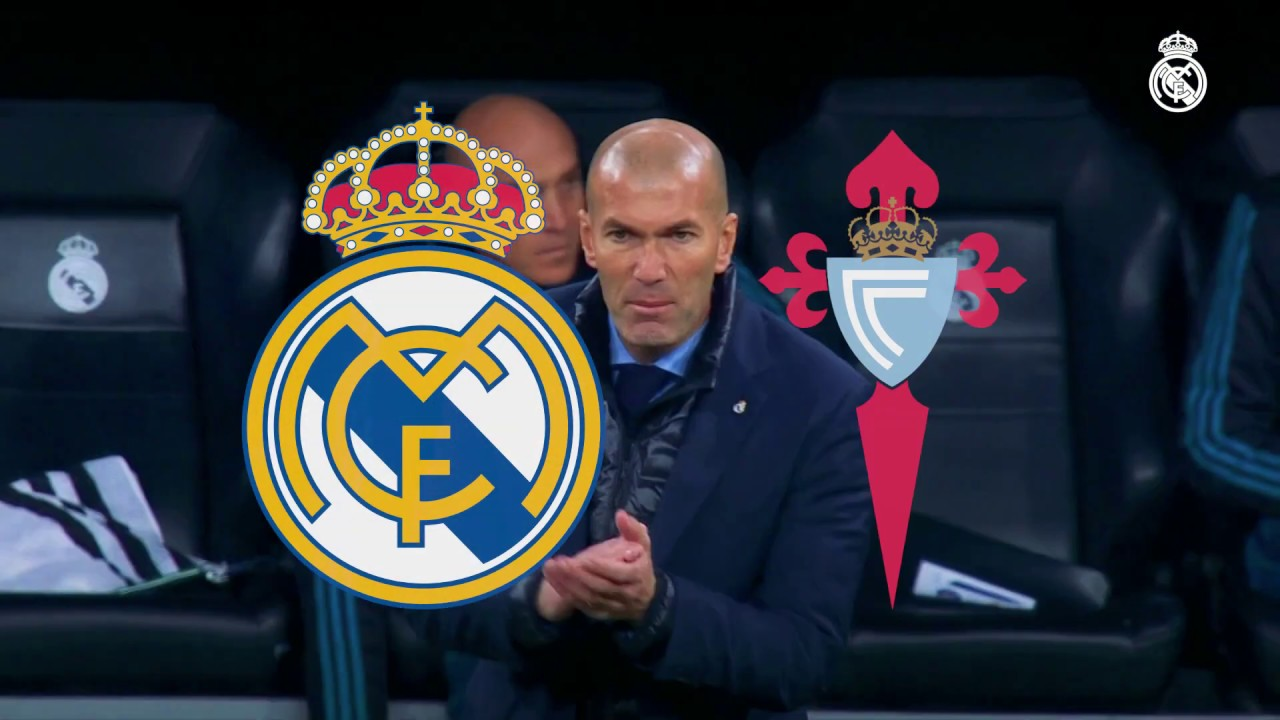 Real Madrid v Celta Vigo - Zidane's first game after return