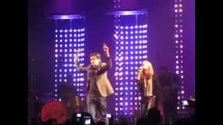 "Benjamin Biolay & Vanessa Paradis ""Profite"" - Casino de Paris 27/03/2013"