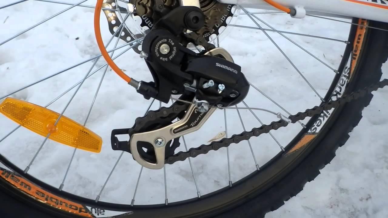 Обзор велосипеда Stark TACTIC - YouTube