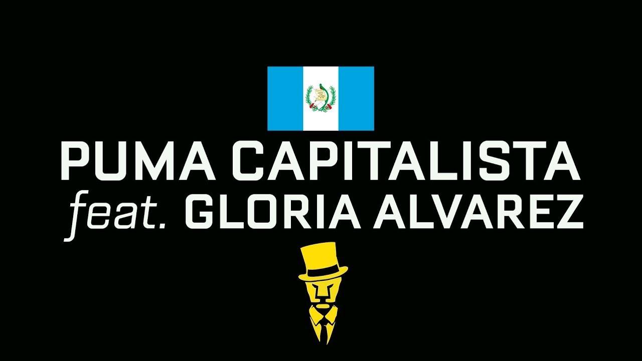 estoy de acuerdo Volver a disparar Circunstancias imprevistas  Puma Capitalista entrevista a Gloria Álvarez - YouTube