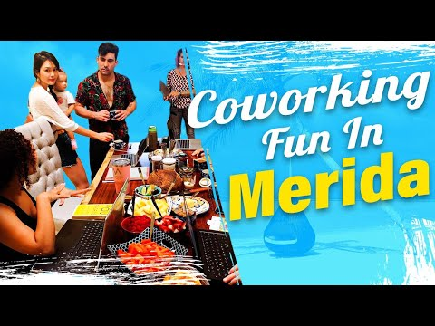 Coworking fun in Merida from YouTube · Duration:  3 minutes 23 seconds
