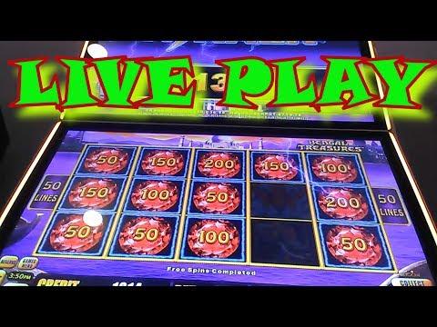 Magic Pearl/Bengal Treasure Live Play Episode 89 $$ Casino Adventures $$