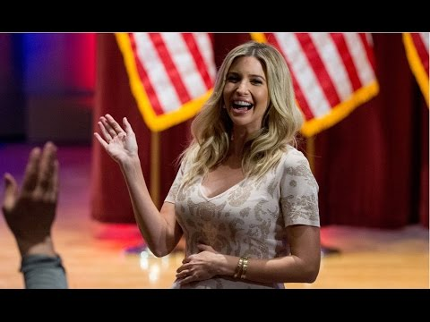 Ivanka Trump Getting White House Office Despite Anti-Nepotism Laws