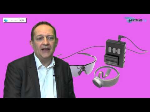 Argus II - Retinal Implant - Bionic Eye - Retinal Prosthesis System BA SFO