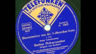 Berliner Philharmoniker - Blumenwalzer aus der Nussknackersuite 1. Teil