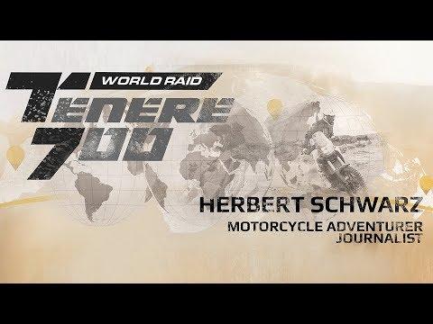 Yamaha Ténéré 700 World Raid | European Stage - Herbert Schwarz