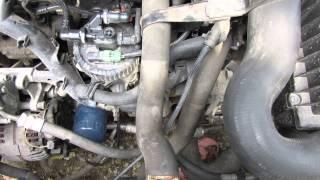 Bruit moteur 2 0 HDI 110