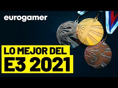 LO MEJOR DEL E3 2021