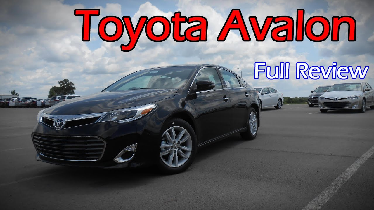2015 toyota avalon xle limited hybrid full review. Black Bedroom Furniture Sets. Home Design Ideas
