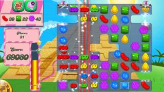 Candy Crush Saga Level 324 No Boosters