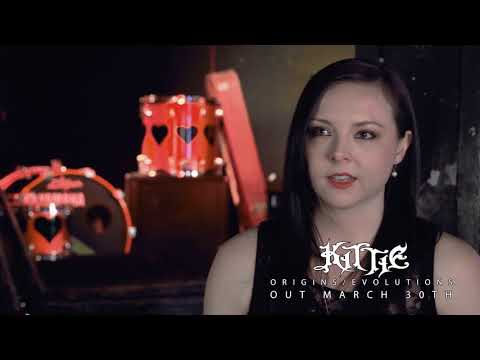 Kittie Origins/Evolutions - Recording In The Black