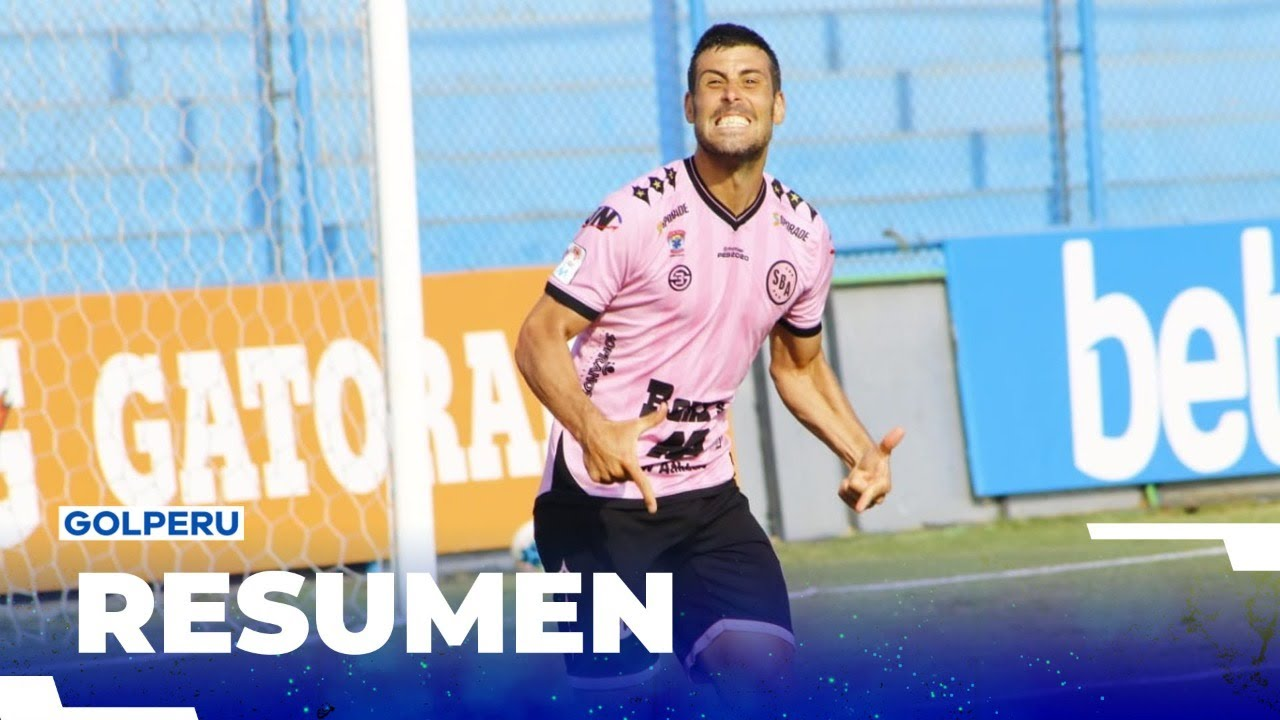 Resumen: Alianza Lima vs Sport Boys (0-2) #LIGA1MOVISTARXGOLPERU #AlientaDesdeCasa