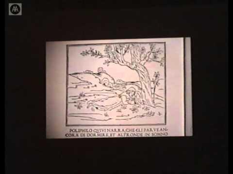 LEFAIVRE, Liane Passionate Architecture  'Leon Battista Alberti's Hypnerotomachia Poliphili' 14 11 1