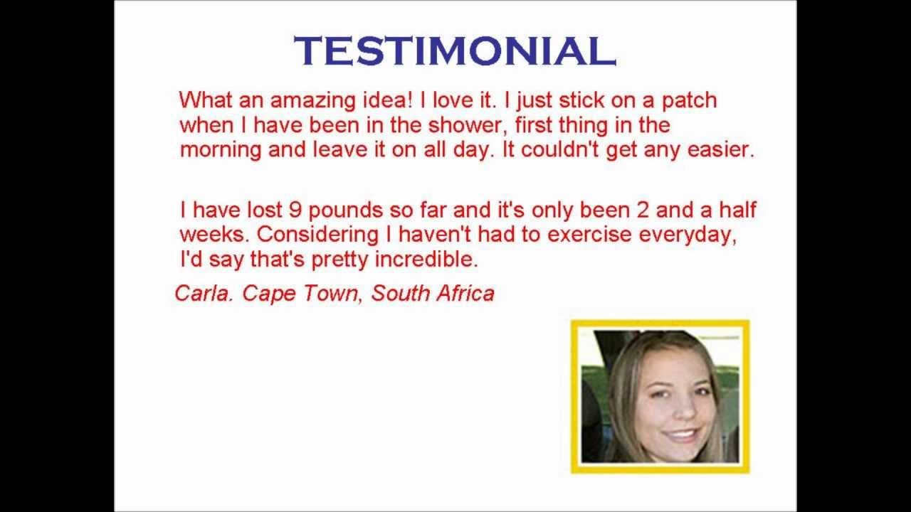 slim weight patch review - a weight loss patch review ...