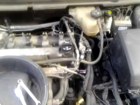 2011 Chevy Malibu 2 4 camshaft senors location YouTube