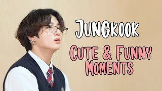 BTS JUNGKOOK CUTE AND FUNNY MOMENTS