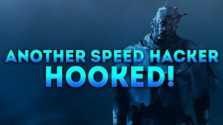 Dead by Daylight RANK 1 WRAITH! - ANOTHER SPEED HACKER HOOKED!