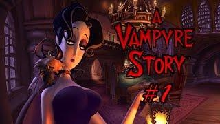 """A Vampyre Story (Akt 1) """"Witajcie w Draxylvanii"""""""