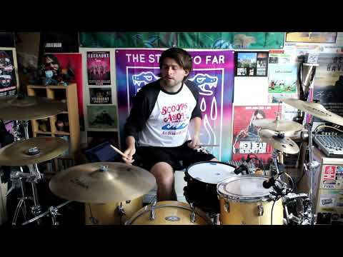 Don Broco Technology Drum Cover