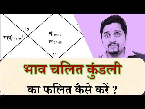 Bhava Chart – Chalit Chart « Janma Kundali, Free Astrology