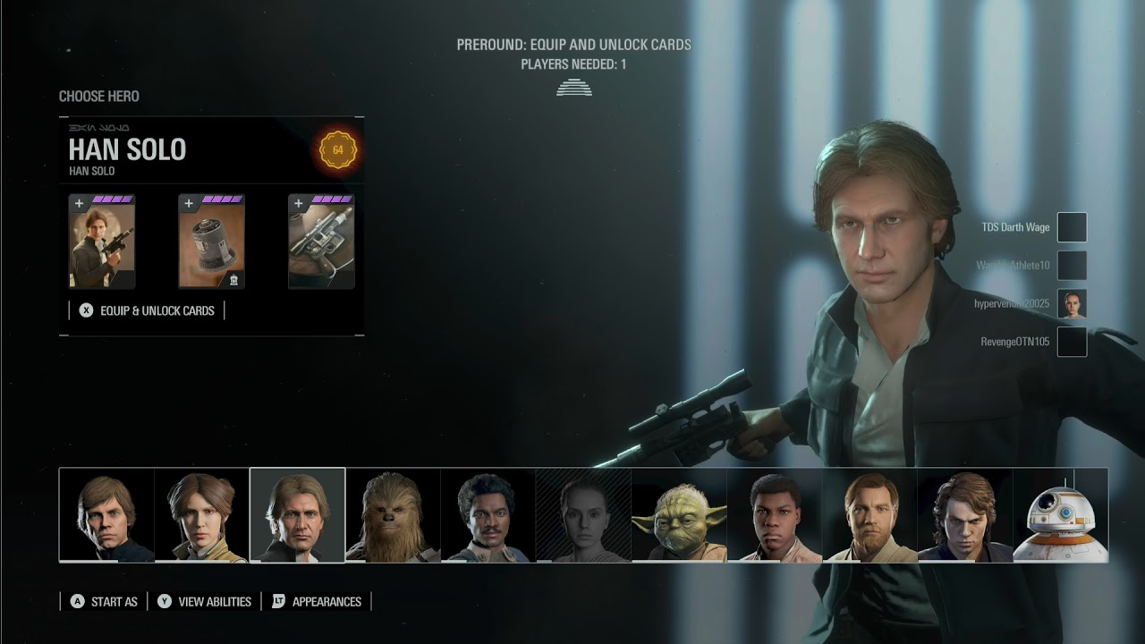 Battlefront 2: The 4v4 Dream Team Is Back