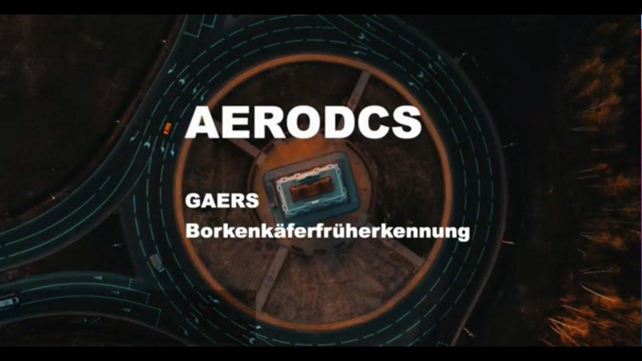 GAERS - Green Attack Early Recognition System - Borkenkäferfrüherkennung