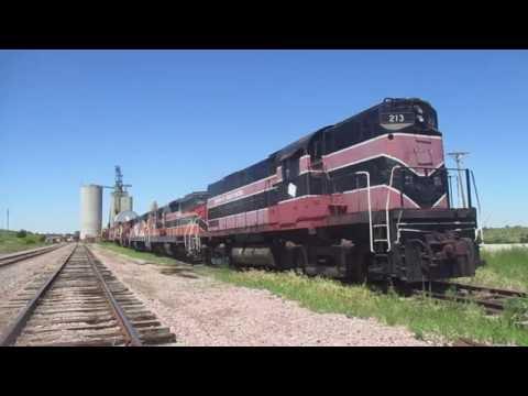 Heartland Railfan's South Dakota 300 Sub Special
