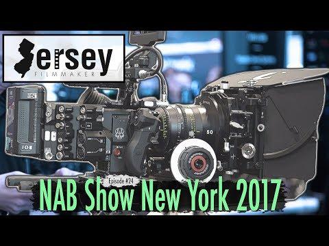 NAB Show New York 2017