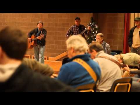 2012 Bluegrass for the Next Generation at Willsboro Central School, NY