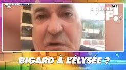 Jean-Marie Bigard, prochain candidat à la présidentielle de 2022 ?