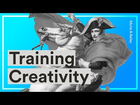 Training Creativity — William Duggan on the Nature of Creativity, Intuition, and Aimlessness