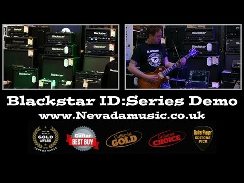 Blackstar Amps ID:Series full demo with Steve Marks | PMTVUK