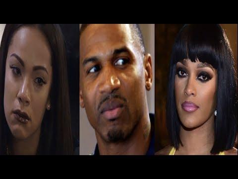Erica Mena Calls Stevie.J A Woman Beater Then Exposes DJ Envy+ Joseline Roasts Stevie J!