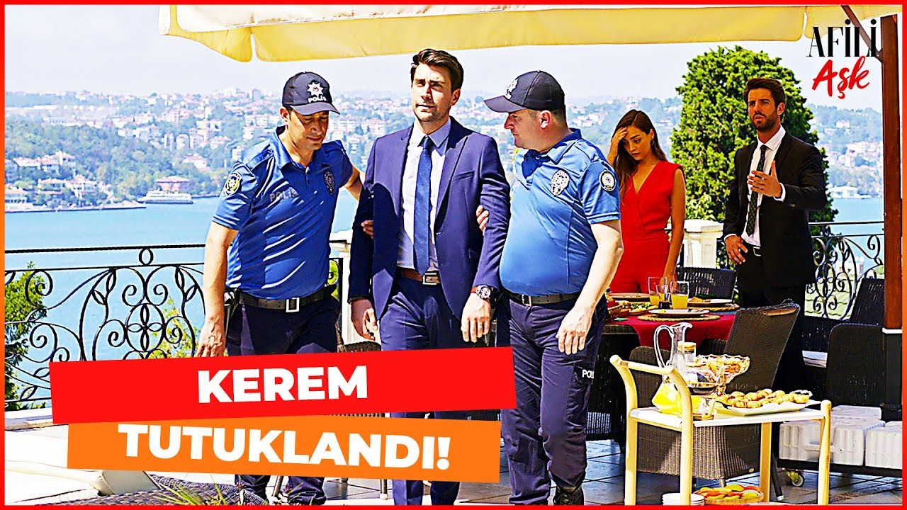 Kerem, Muammer'i Dövünce Karakolluk Oldu! - Afili Aşk 12. Bölüm (FİNAL SAHNESİ)