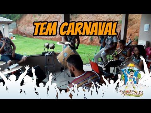 Tem Carnaval - Os Cumpadre (Carnaval de Nazaré Paulista 2017)