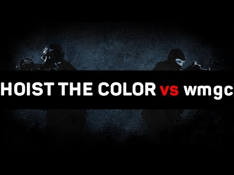 HOIST THE COLOR vs wmgc - რუკა 1