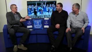 Unsworth on 1995, the Great Escape and how leaving Everton broke his heart