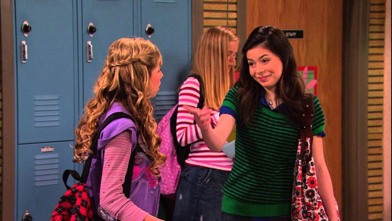 iCarly Sam a Freddie datovania plné epizódy