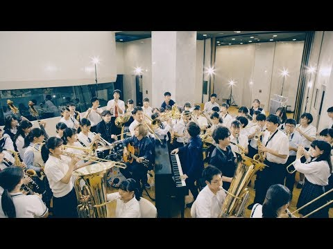 Official髭男dism - 宿命 (Brass Band ver.)[Official Video]