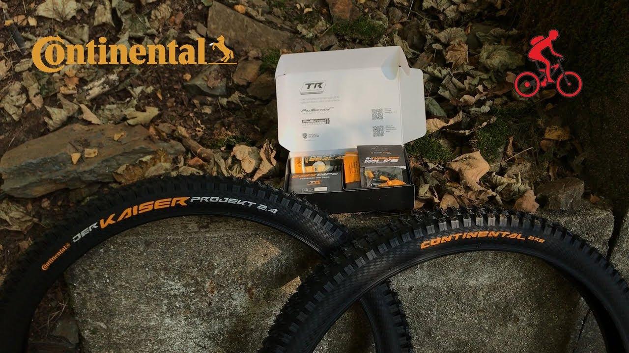 fe1af37213a Tires Continental Der Kaiser 2.4 Projekt Apex - YouTube