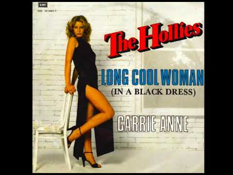 All About The Hollies Long Cool Woman In A Black Dress Lyrics Www