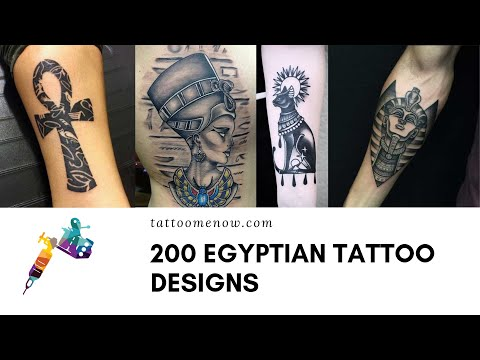 200 Egyptian Tattoos Ankh Eye Of Horus Pyramids And Many More