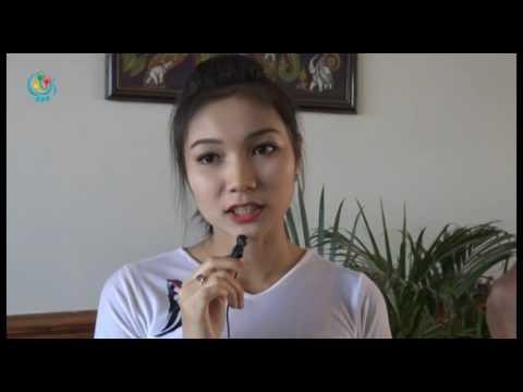 DVB - Miss Universe Myawaddy 2017 ျပိဳင္ပြဲအတြက္ ေလွ်ာက္လႊာရွင္ အလွမယ္ေတြကို လူေတြ႔ေရြးခ်ယ္: Miss Universe Myawaddy 2017 ျပိဳင္ပြဲအတြက္ ေကာ့ကရိတ္နဲ႔ ျမဝတီ ေလ်ွာက္လႊာရွင္ အလွမယ္ေတြကို ဒုတိယအႀကိမ္ လူေတြ႔ေရြးခ်ယ္ပြဲ က်င္းပခဲ့ပါတယ္။ ခြန္ဘသာ တင္ဆက္ထားပါတယ္။ ရုုိက္ကူး - ေစာဖုုိးစီ DVB TV - 27.01.2017