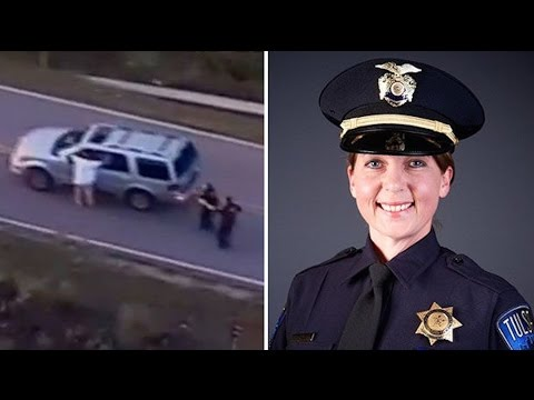 Tulsa Cop Charged With Manslaughter Of Terence Crutcher