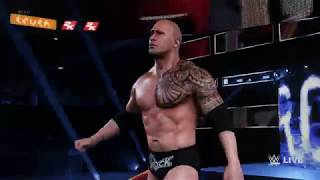 WWE 2K18 The Rock : Titantron Movie Create