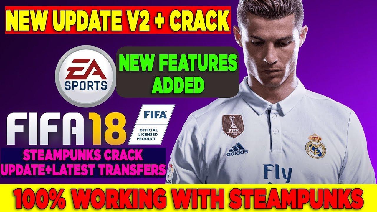 Fifa 18 update 2 crack torrent   FIFA 18  2020-03-05