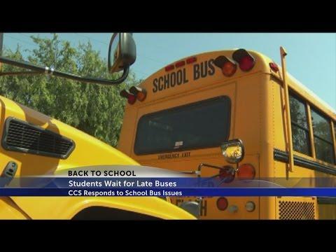 City Schools parents report busing problems