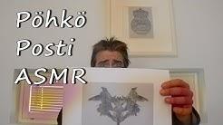ASMR SUOMI / in Finnish - Pöhkö postitoimisto roolipeli
