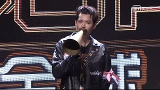 "[HD ENG SUB] 170502 Kris Wu - ""The Rap of China"" Press Conference"