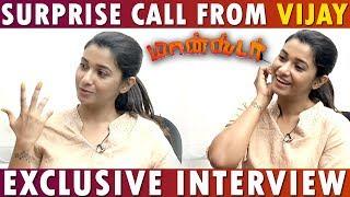 Surprise Call From Vijay | Priya Bhavani Shankar
